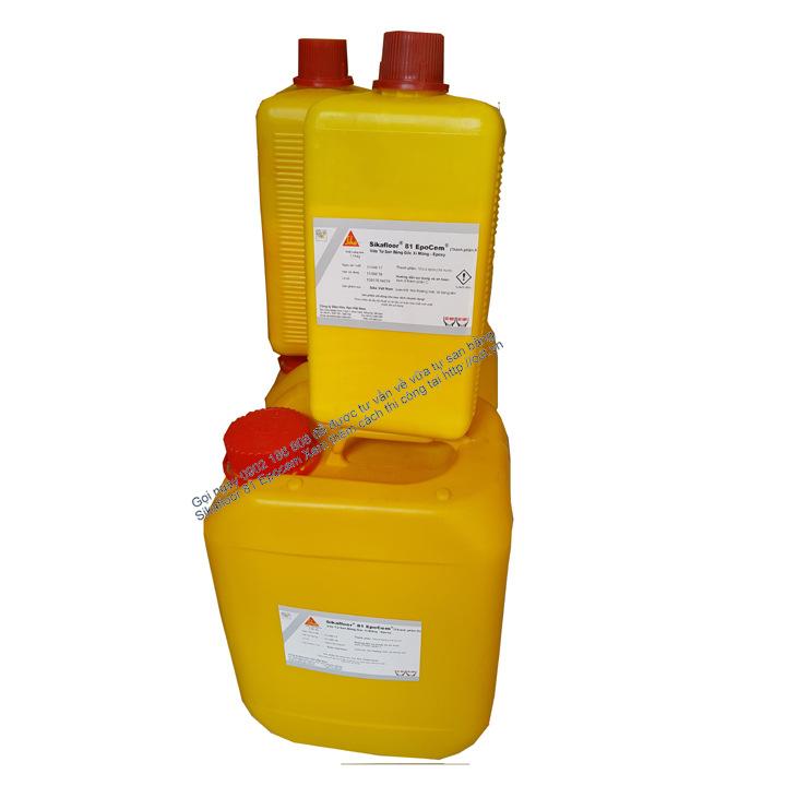Sikafloor 81 Epocem-phan-A-va-phan-B