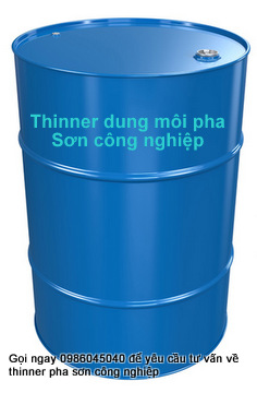 Thinner-dung-moi-pha-son-cong-nghiep