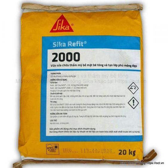 Sika-refit-2000-vua-sua-chua-be-tong
