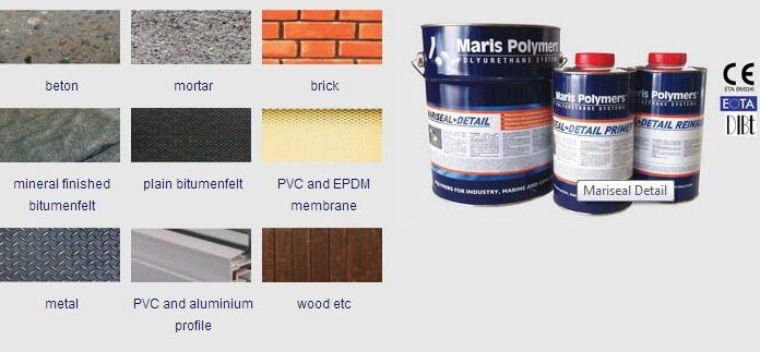 Mariseal-polymers